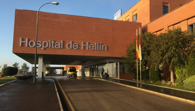 El Hospital de Hellín pone en funcionamiento la tercera planta e inicia la fase final de la reforma del edificio