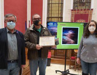 """La pandemia le quitó interés y brillantez a la entrega de premios del IV Certamen Nacional de Pintura """"Ciudad de Hellín"""