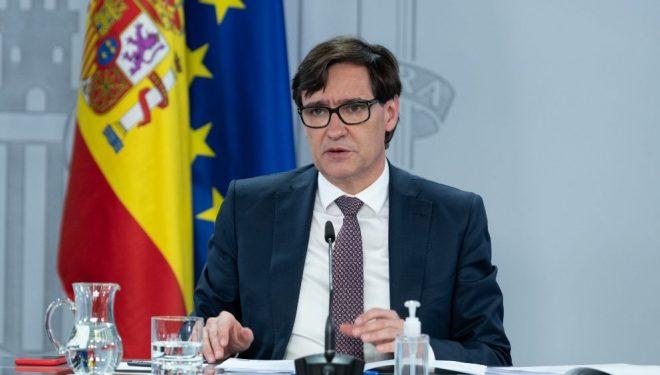 Salvador Illa anuncia que el proceso de vacunación frente a la COVID-19 comenzará el 27 de diciembre