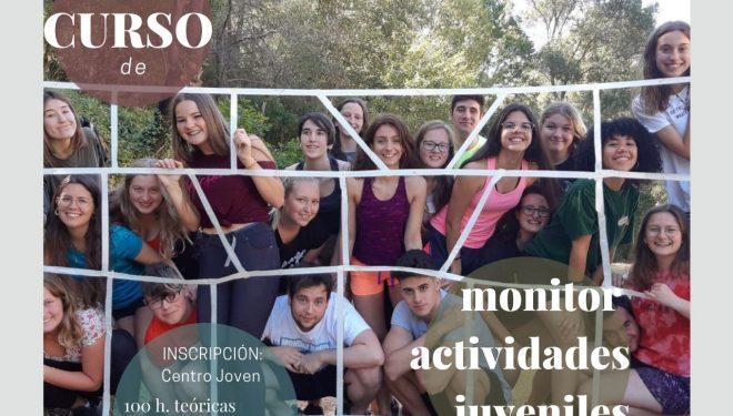 La concejalía de Juventud presenta un nuevo curso de monitor de actividades juveniles