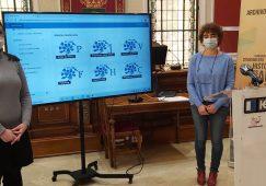 El Archivo municipal presentó su nuevo portal informático