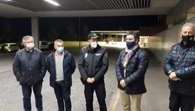 Intervenidos quirúrgicamente los dos policías heridos en el altercado del jueves