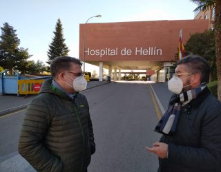 El PP-CLM pide la instalación del Servicio de Diálisis en el Hospital Comarcal de Hellín
