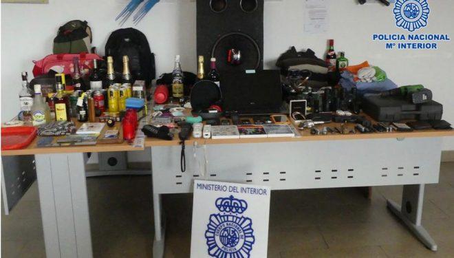 Detenido en Hellín el autor de 17 robos en vehículos y viviendas de la localidad