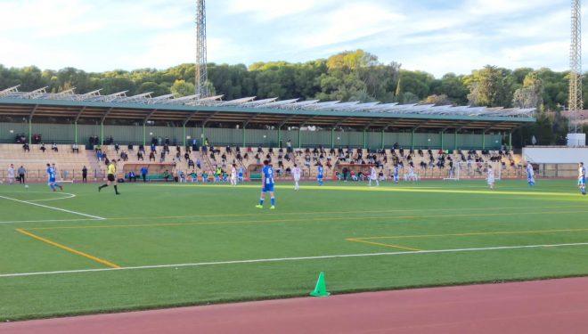 El Hellín Juvenil disputó el pasado sábado  su primer partido como local con  público en las gradas