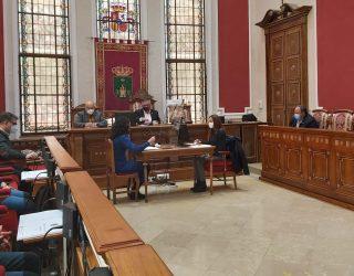 El Ayuntamiento da el visto bueno a la plantilla de personal con 263 trabajadores