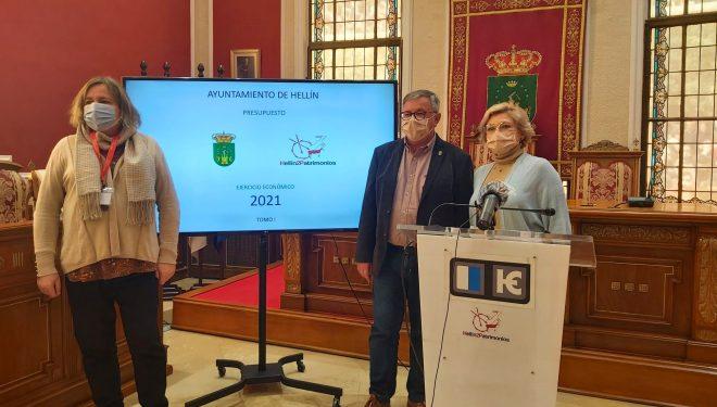 A 29.298.574 € se eleva el presupuesto general para el ejercicio del año 2021