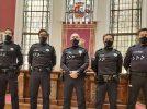 Siete miembros de la Policía Local reciben distinciones