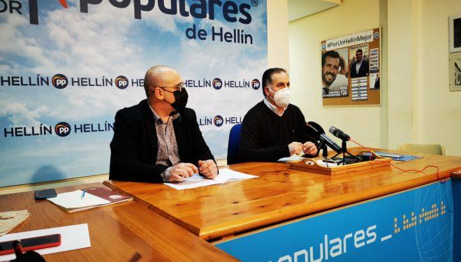 El Partido Popular presenta una moción para ayudar a la hostelería