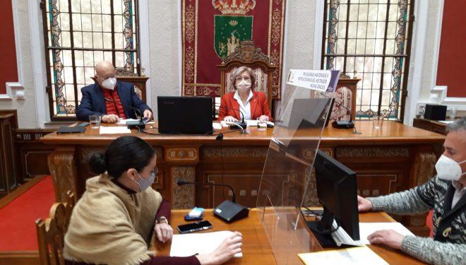 Las obras pendientes en los barrios de la Ribera y el Calvario llevaron la polémica al Pleno