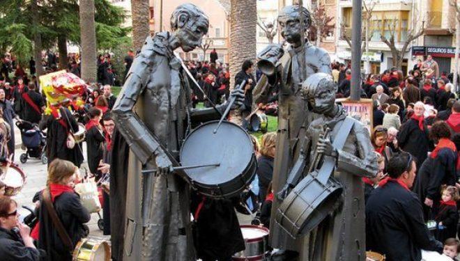 Suspendidas las procesiones y las tamboradas de la Semana Santa del presente año