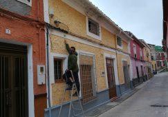 Señalizada una ruta ciclista para recorrer las calles del casco antiguo de Hellín