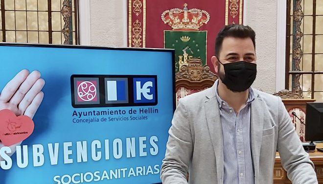 Las entidades socio sanitarias recibirán una ayuda de 20.000 euros