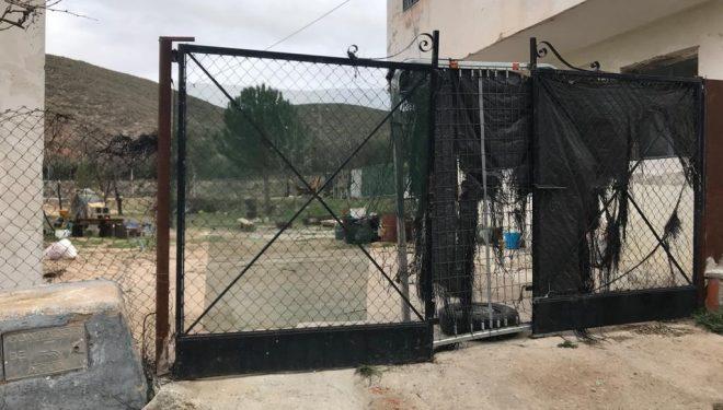 La Policía Local realiza varios servicios de desalojo en zonas periféricas de la ciudad