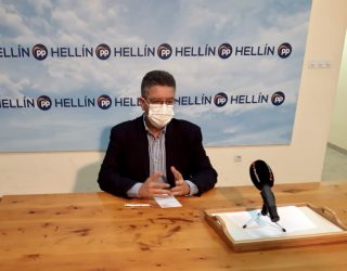 Juan A. Moreno Moya califica de nefasta la gestión de García-Page ante la pandemia