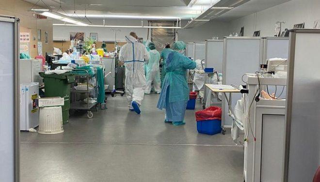Desciende el número casos y de hospitalizados por COVID en Castilla-La Mancha