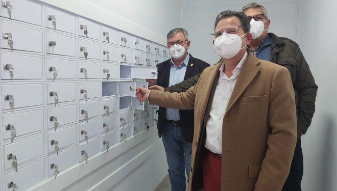 El Polígono Industrial San Rafael ya cuenta con apartados de Correos