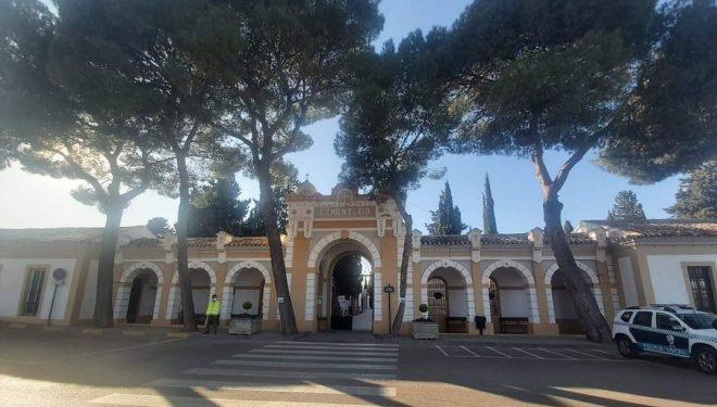 Salen a adjudicación 28 parcelas del cementerio Municipal de Hellín