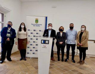 Presentadas las nuevas dependencias de la Unión Musical Santa Cecilia en la Casa de la Cultura