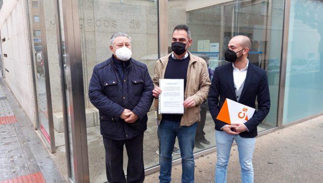 Ciudadanos presenta una denuncia por presunta corrupción contra el concejal de Urbanismo del Ayuntamiento de Tobarra
