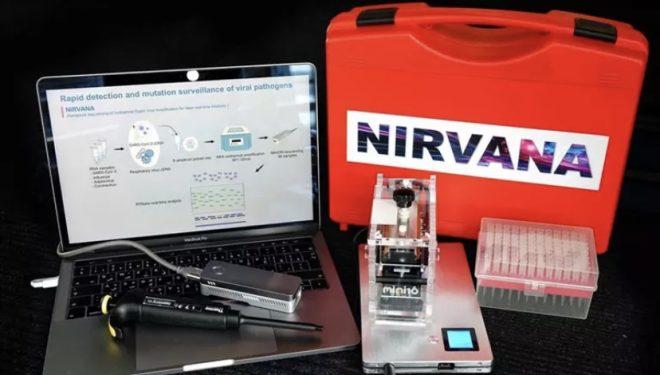 Juan Carlos Izpisúa desarrolla un test que diagnostica simultáneamente 96 muestras de COVID-19