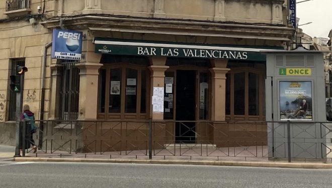 """Intento de robo en el bar de """"Las Valencianas"""""""