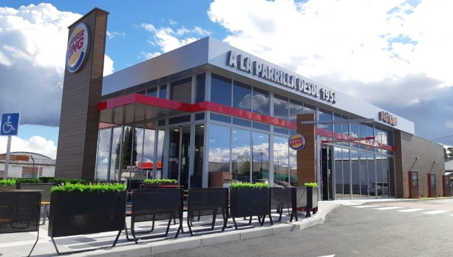 Burger King abrirá un nuevo establecimiento en Hellín