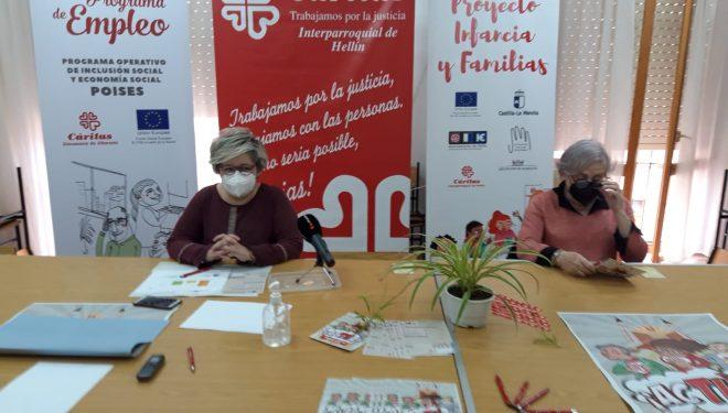 Nueva campaña de captación de voluntarios de Cáritas Interparroquial