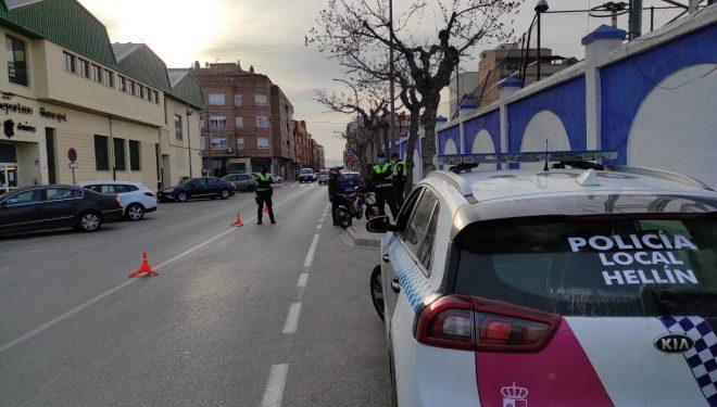 La Policía Local llevó a cabo cerca de 4.000 actuaciones durante el pasado año