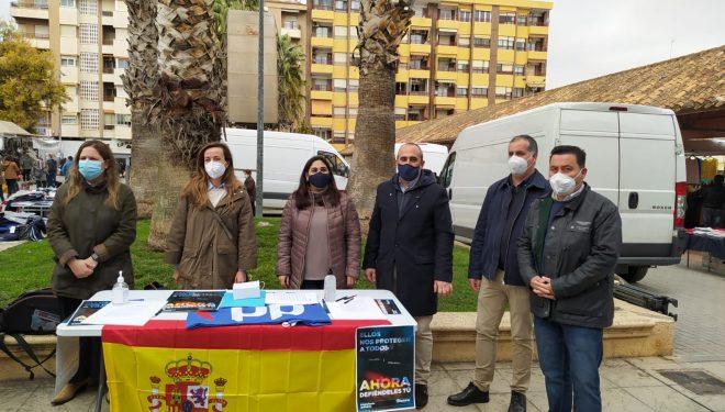 El PP inicia una campaña de apoyo a las Fuerzas y Cuerpos de Seguridad del Estado