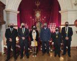 Manuel Serena y el PP de Hellín, agradecen el  esfuerzo realizado por la Asociación de Cofradías y Hermandades, y la Asociación de Peñas de Tamborileros