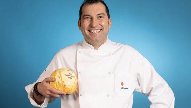 """El restaurante """"Local de Ensayo"""" que dirige el hellinero David López, galardonado con el Sol Repsol 2021"""