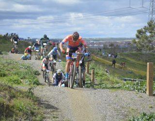El corredor hellinero, Alberto López quinto en Illescas
