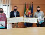 Los concejales Pinar y López realizan una visita institucional a Torremolinos
