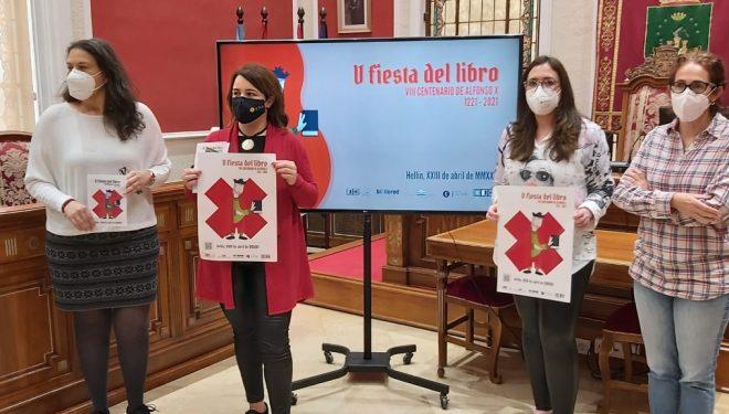 """Alfonso X """"El Sabio"""" protagonista de la V Fiesta del Libro"""