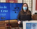 Fabiola Jiménez recomienda a los hellineros que el Día de la Cruz, hagan turismo interior