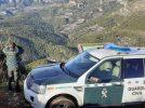La Guardia Civil localiza a tres personas que se habían desorientado en el parque natural de los Calares del Mundo y de la Sima