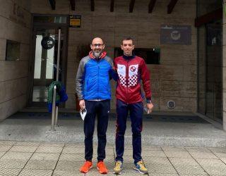 Dos hellineros entre los primeros del Campeonato de España de Duatlón