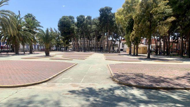 """El PP pide mayor limpieza para el Parque Municipal """"Vicente Garaulet Sequero"""""""