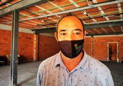 A pesar de la importante subida del empleo, Juan Antonio Andújar no se siente optimista
