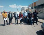 La Asociación de Empresarios del Polígono San Rafael (ADESAR) pide al Ayuntamiento que comiencen las mejoras de la zona