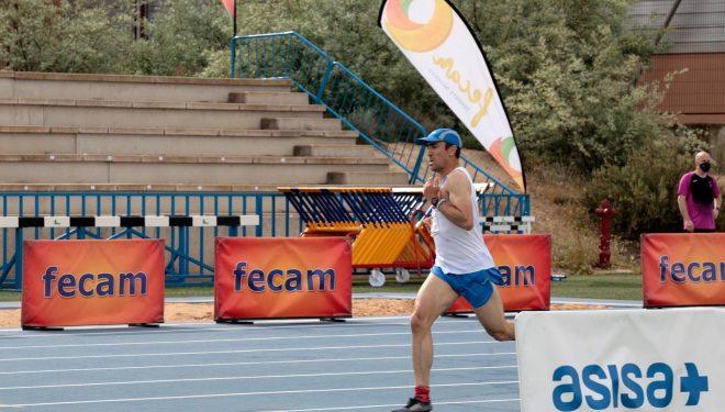 Tres nuevas medallas para José Martínez Morote