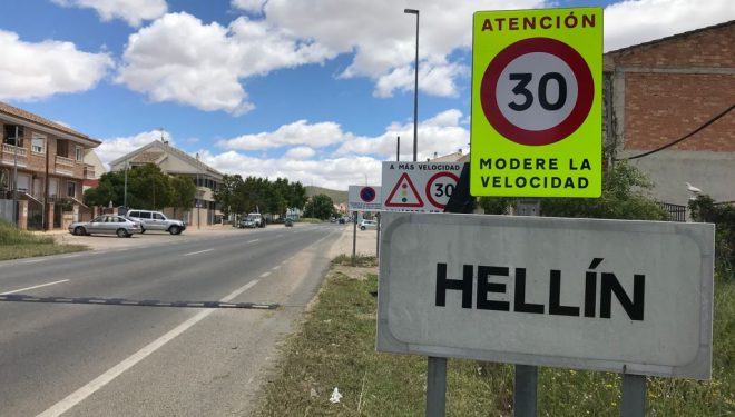 Entra en vigor la regulación del límite de velocidad en las vías urbanas