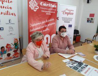 Cáritas abrirá su Tómbola de Caridad en un local de la calle López del Oro
