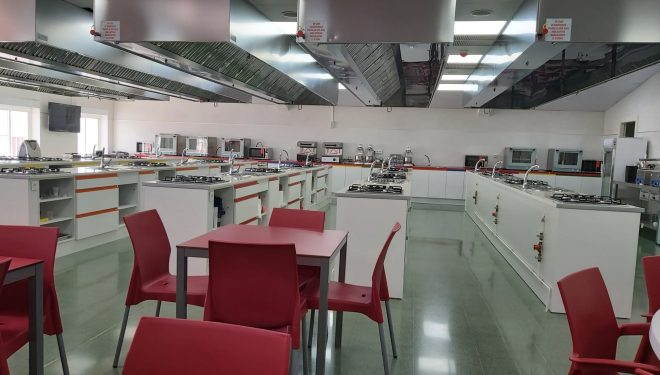 Nuevo curso de cocina en el del Centro de Formación Municipal