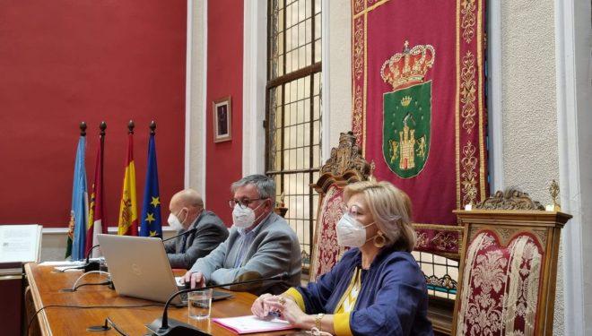 El Pleno rechaza la moción de VOX sobre la puesta en funcionamiento de la réplica de la Noria de Tedelche