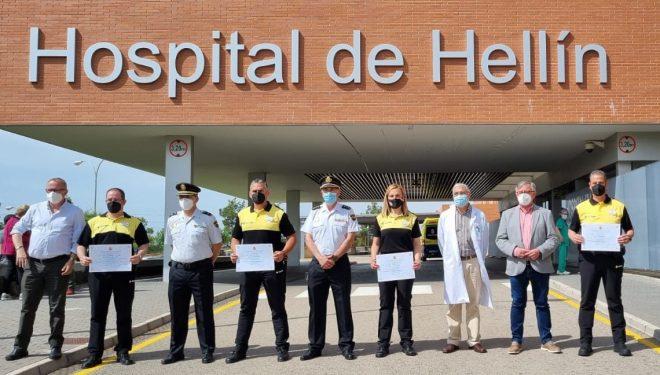 La Policía Nacional, realiza un reconocimiento público a los profesionales de la Seguridad Privada