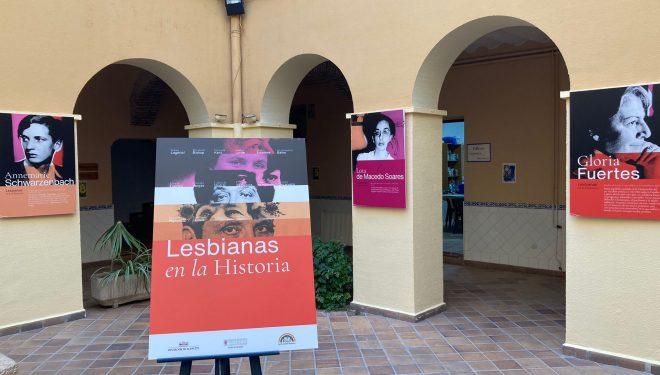 """Abierta la exposición """"Lesbianas en la historia"""""""
