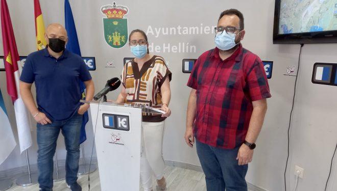 """Presentación del IV Certamen Nacional de Pintura """"Ciudad de Hellín"""""""