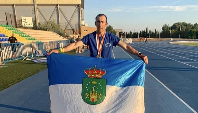 Nueva medalla para José Martínez Morote